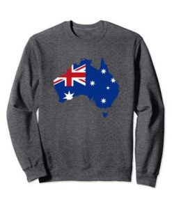 Australia Down Under Sweatshirt SR01