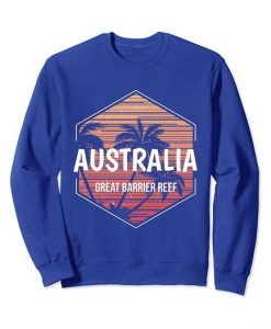 Australia Vacation Sweatshirt SR01
