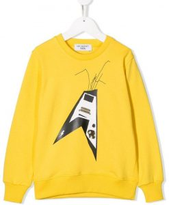 Barrett Guitar Sweatshirt AZ30