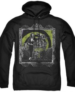 Beetlejuice Movie Here Lies Hoodie AI01