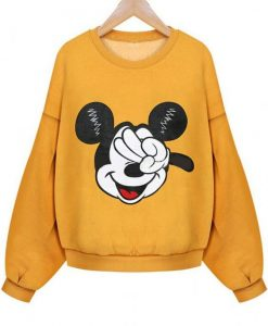 Buy Mickey Sweatshirt AI01