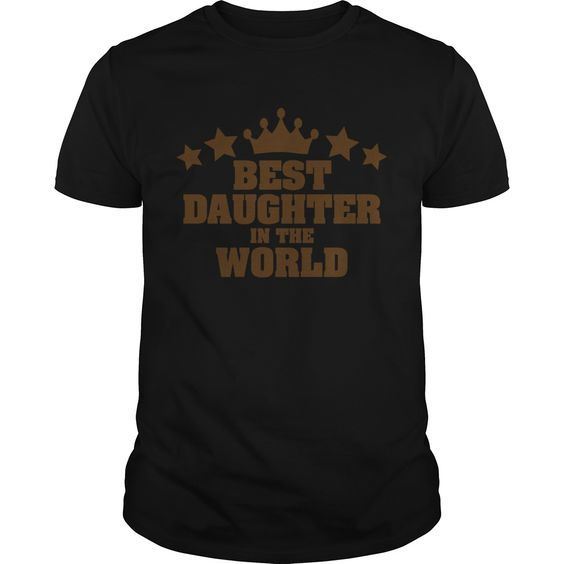 Daughter In The World T-Shirt AZ01