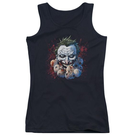 Doll Heads Juniors Tanktop AI01