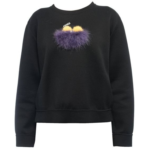 Monster Bag Eyes Sweatshirt AZ