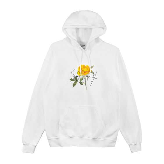 Sorry Pullover Hoodie AI01