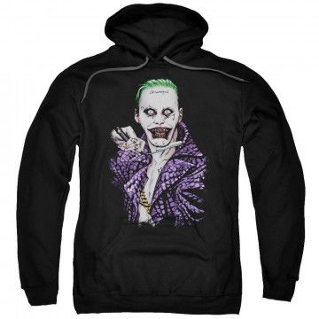 Suicide Squad Blade Pullover Hoody Or Kids Black Medium Hoodies AI01