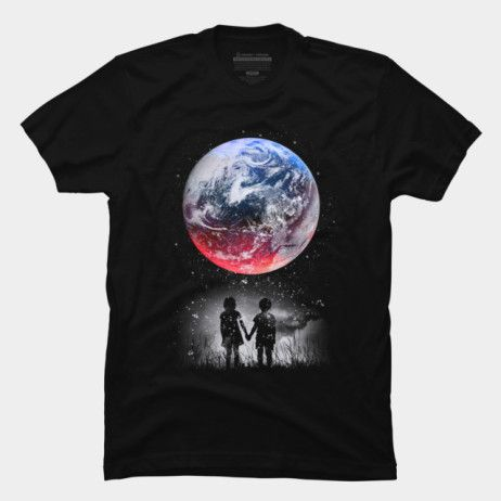 Until the End of the World T-shirt FD01