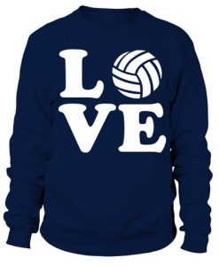 Volleyball Love Sweatshirt AZ01