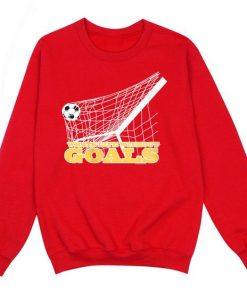 What's Life Without Goals Sweatshirt EL30