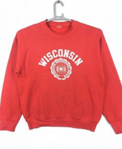 Wisconsin University Sweatshirt EL30