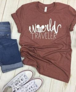 World Traveler T-Shirt EL01