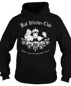 bad witches club Hoodie AI01