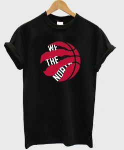 we the north t-shirt Fd01