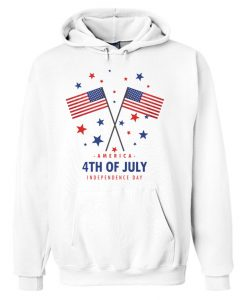4th Of July Independence Day Hoodie EL30N