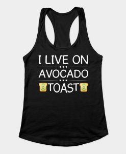 Avocado Toast Tank Top SR29N