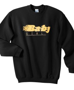 Baby Girl Sweatshirt EL30N
