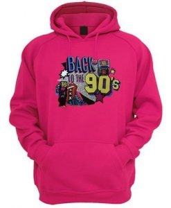 Back To The 90 s Hoodie N21SR