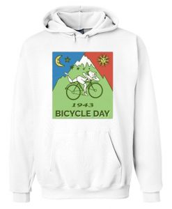Bicycle Day Hoodie EL30N