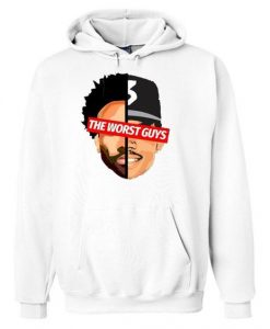 Chance The Rapper Hip-Hop Hoodie N28ER