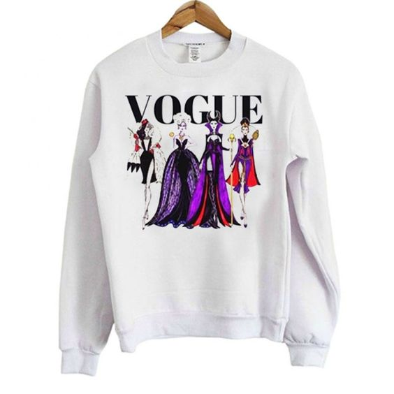 Disney Vogue Sweatshirt N15VL