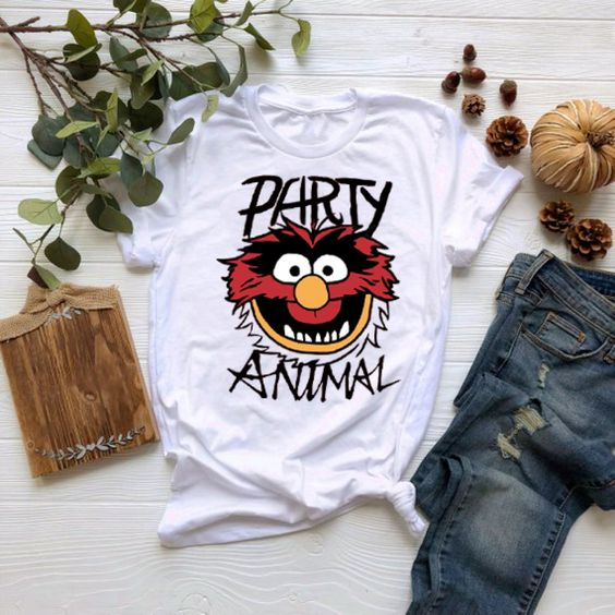 Party Animal T-Shirt VL5N