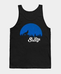 Stay Strong Tank Top SR29N