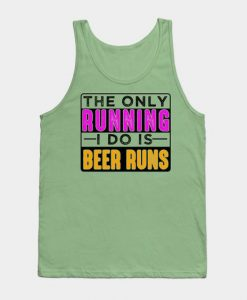 The Only Running Tank Top SR29N