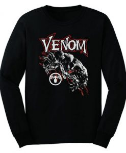 Venom Logo Official Sweatshirt N22EL