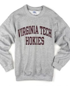 Virginia tech hokies sweatshirt AI22N