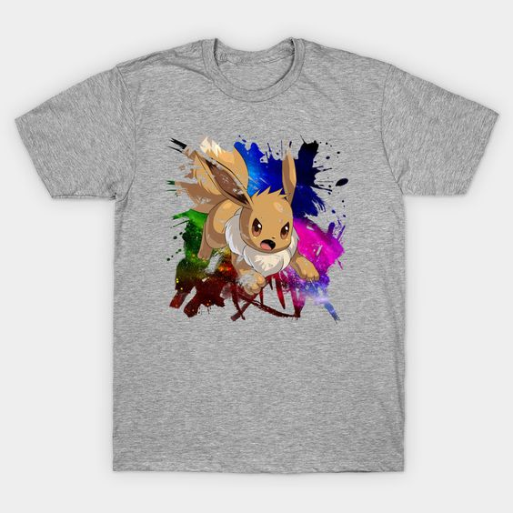 Watercolor Pokemon T Shirt N8SR