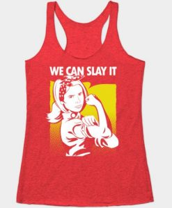 We Can Slay It Tank Top SR29N