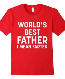 World's Best Father Tshirt N22DN