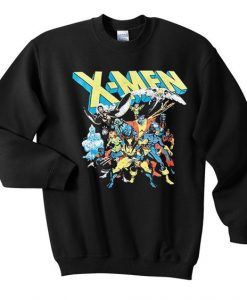 X-Men Sweatshirt N15VL