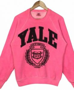 YALE University Sweatshirt EL30N