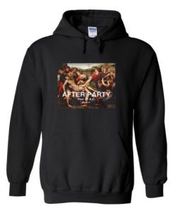 after party hoodie SR29N