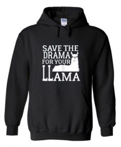 save the drama Hoodie SR29N