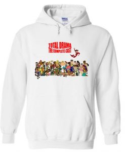 the complete cast hoodie AI22N