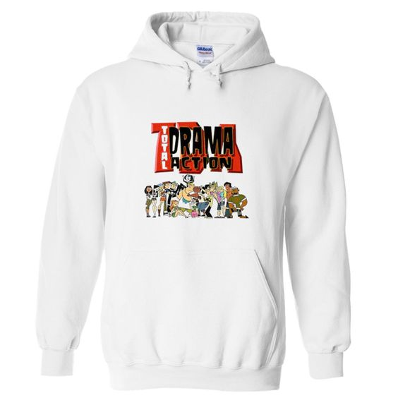total drama action hoodie AI22N