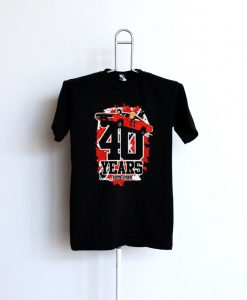 40 Years T-Shirt FD4D