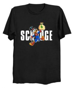 Air Scrooge T-Shirt DL26D
