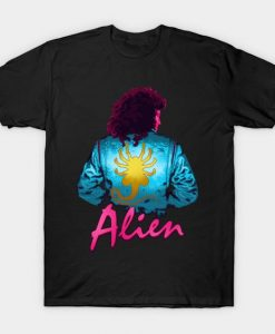 Aliens t-shirt DL26D