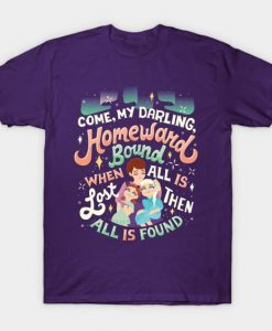 All is Found T-Shirt AY27D