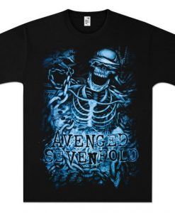 Avenged Sevenfold Chained T-Shirt DN27D