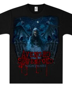 Avenged Sevenfold Tangled T-Shirt DN27D