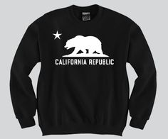 California Republic Sweatshirt EL3D