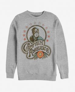 Captain America Hippy Sweatshirt FD4D