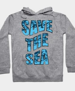 Save the Sea Hoodie SR6D