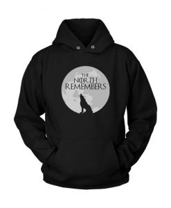 The North Remember Hoodie SR6D