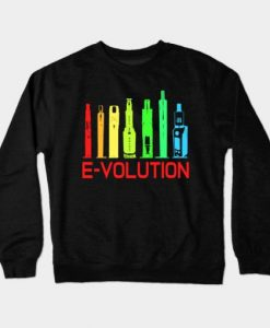 Vape Evolution Sweatshirt SR2D