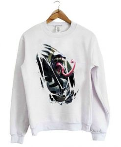 Venom Chest Burst Sweatshirt Fd4D